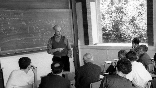 Alexandre Grothendieck : un mathématicien qui prit la tangente