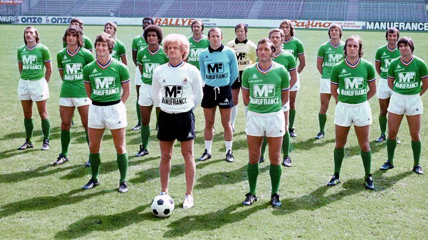 Coupe d europe des clubs champions 1976 il y a 40 ans les verts entraient dans la l gende - St etienne coupe d europe ...