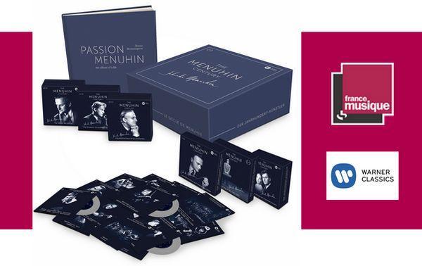 Le siècle de Menuhin © Warner Classics