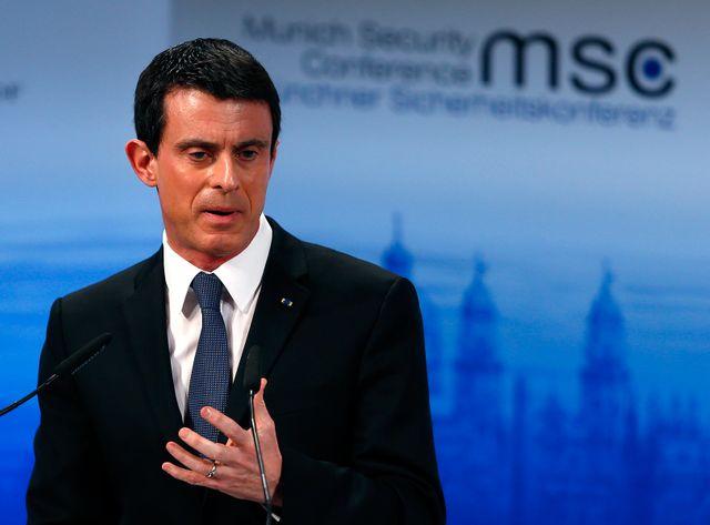 Valls à Munich