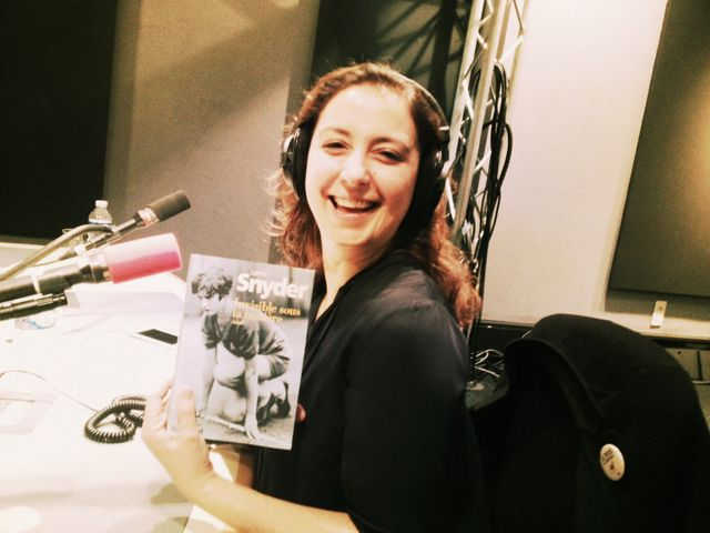 Marie madeleine Rigopoulos