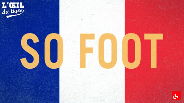 So foot equipe de France
