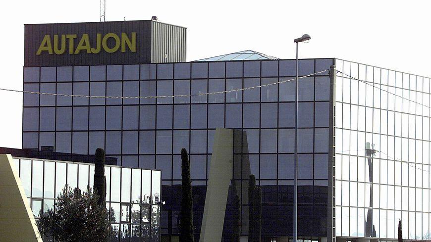 Les locaux de l'entreprise Autajon, à Montélimar
