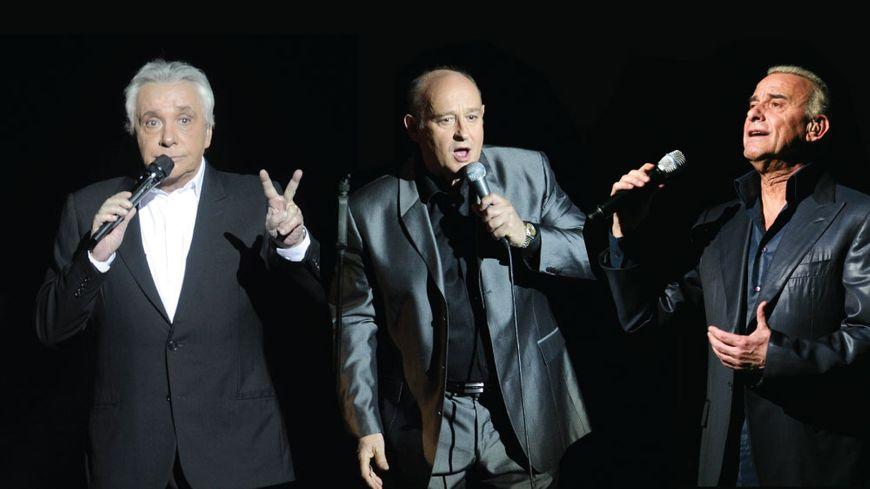 Michel Sardou, Michel Jonasz et Michel Fugain seront ensemble sur scène