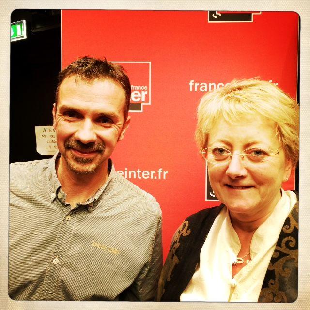 Franck Thilliez et Sylvie Royant-Parola