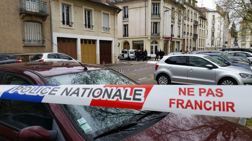 Un homme a été abattu en pleine rue à Nancy