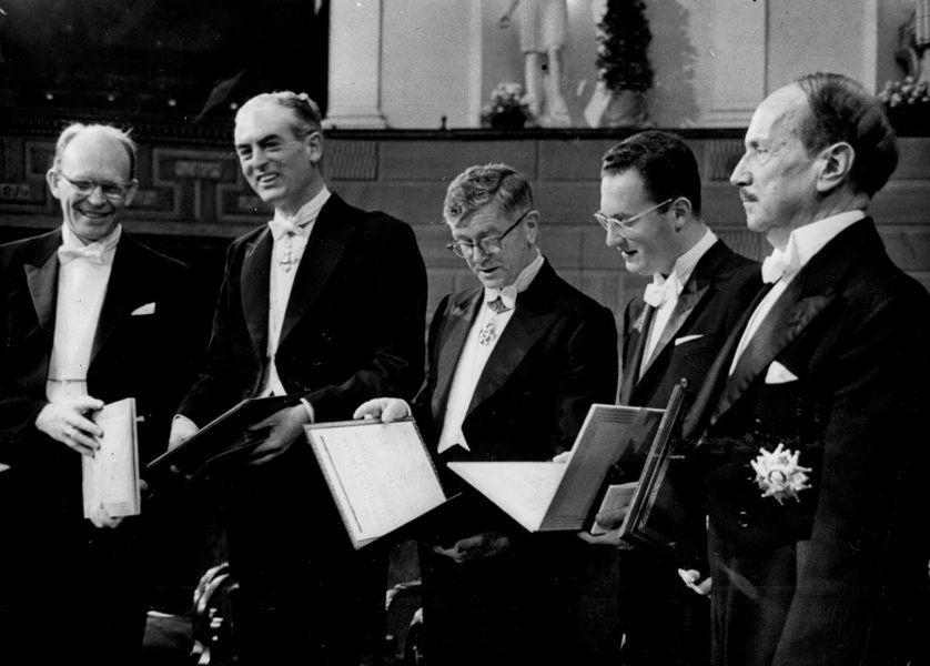 Prix Nobel en 1960