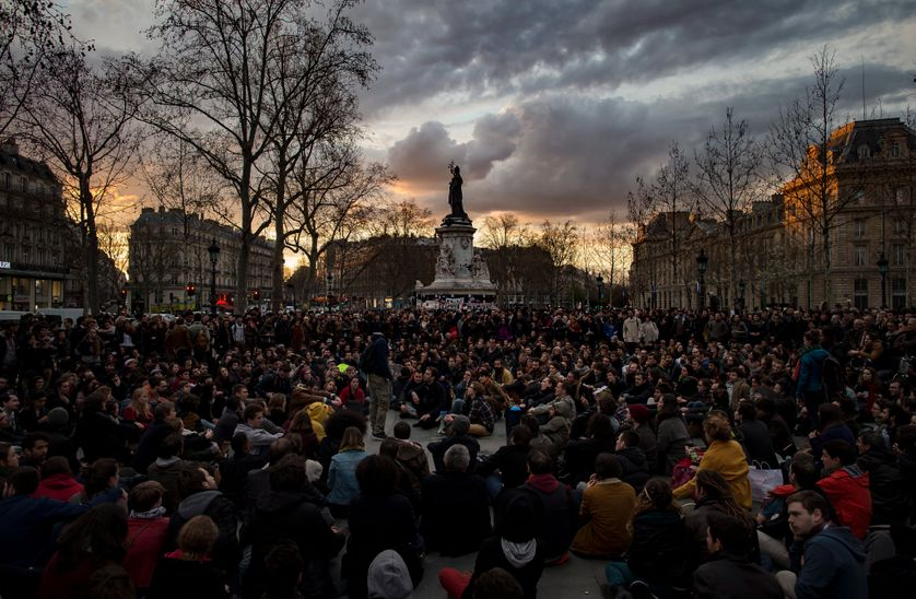 Du jour au lendemain, la Nuit Debout