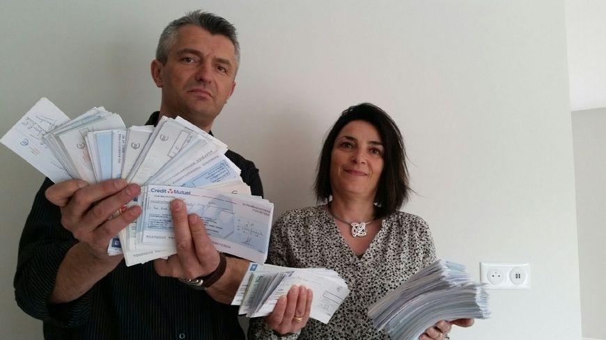 Les parents de Fabien ont déjà reçu 7700 chèques