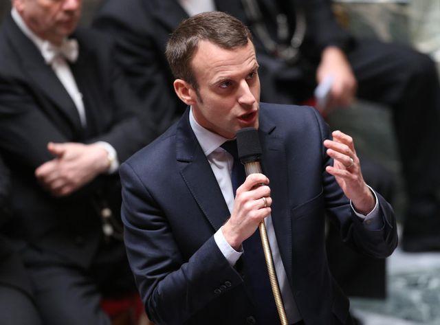 Emmanuel Macron a choisi Amiens pour lancer son mouvement En Marche