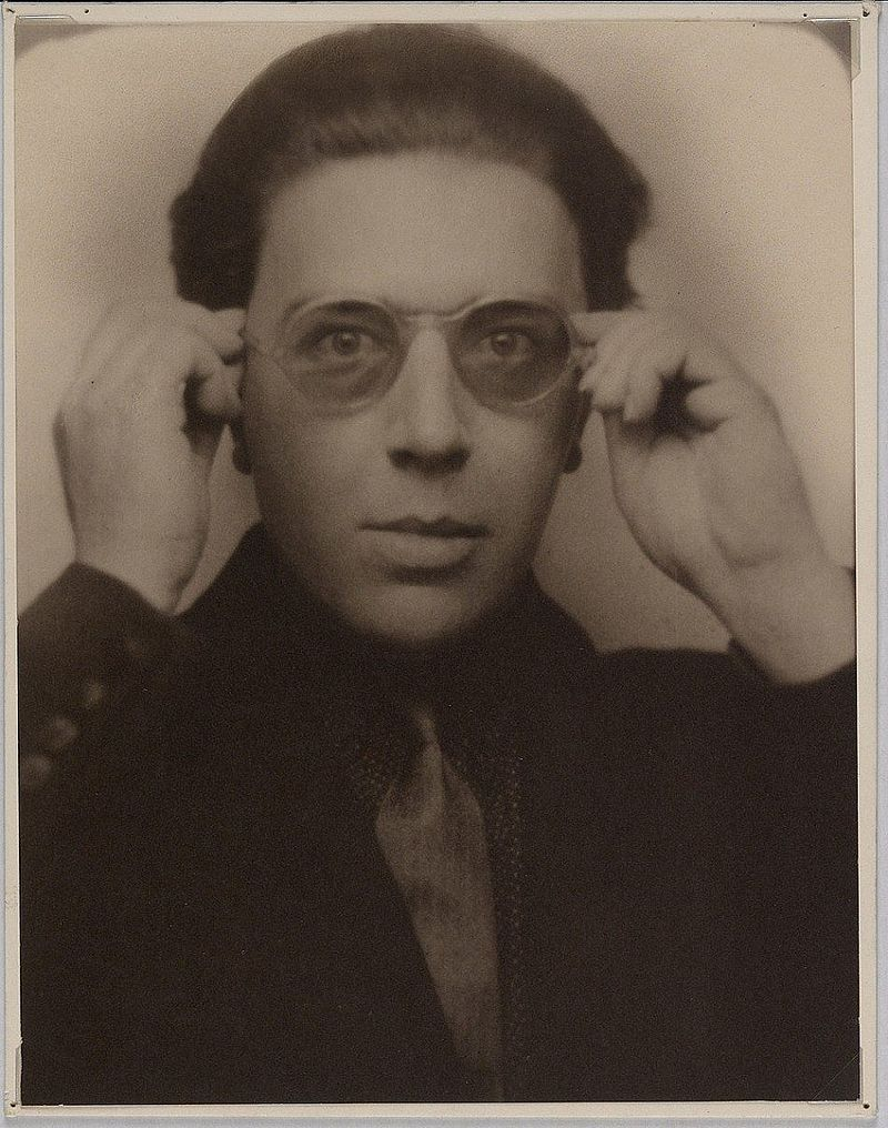Photo d'André Breton en 1924