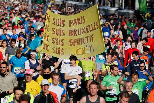 Marathon de Paris, 2016