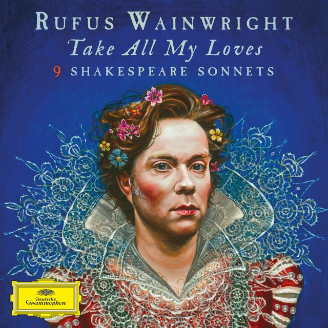 """Take All My Loves"", le nouvel album de Rufus Wainwright"