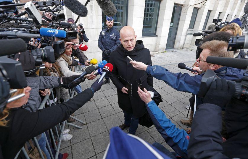 Sven MARY, l'avocat de Salah ABDESLAM