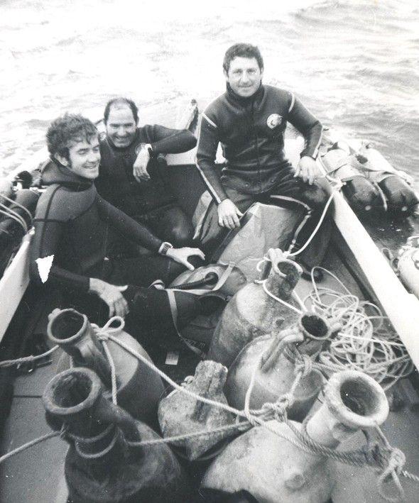 Joncheray et Tradelière en 1973