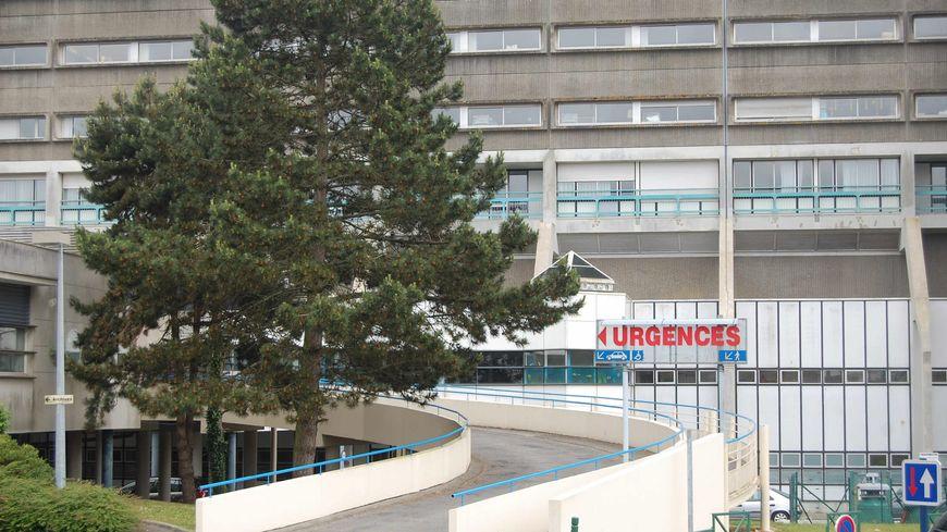 Image illustration hôpital Quimper