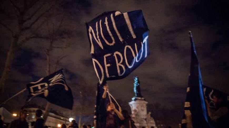 """Le mouvement """"Nuit debout"""" est né à  Paris"""