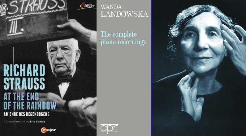 Richard Strauss, Wanda Landowska