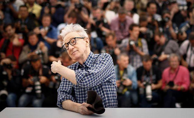 Woody Allen de retour à Cannes