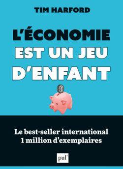 """Couverture du livre """"L'économie est un jeu d'enfant"""""""