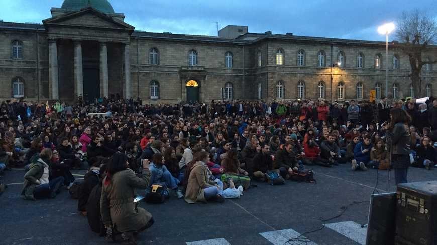 Des rassemblements ont déjà eu lieu à Bordeaux et à Pau