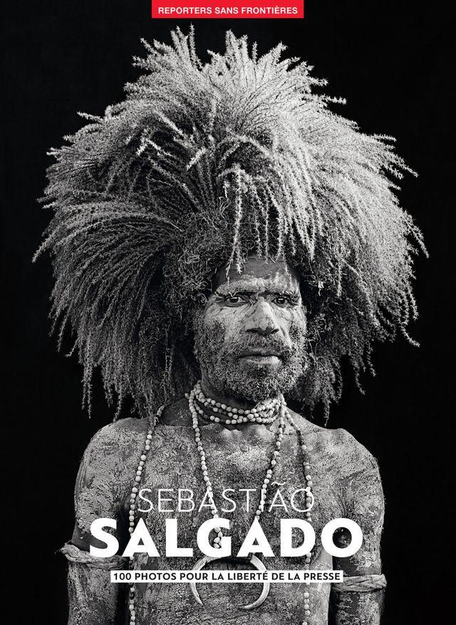 Salgado 100 photos pour RSF