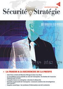 Sécurité et stratégie n°21