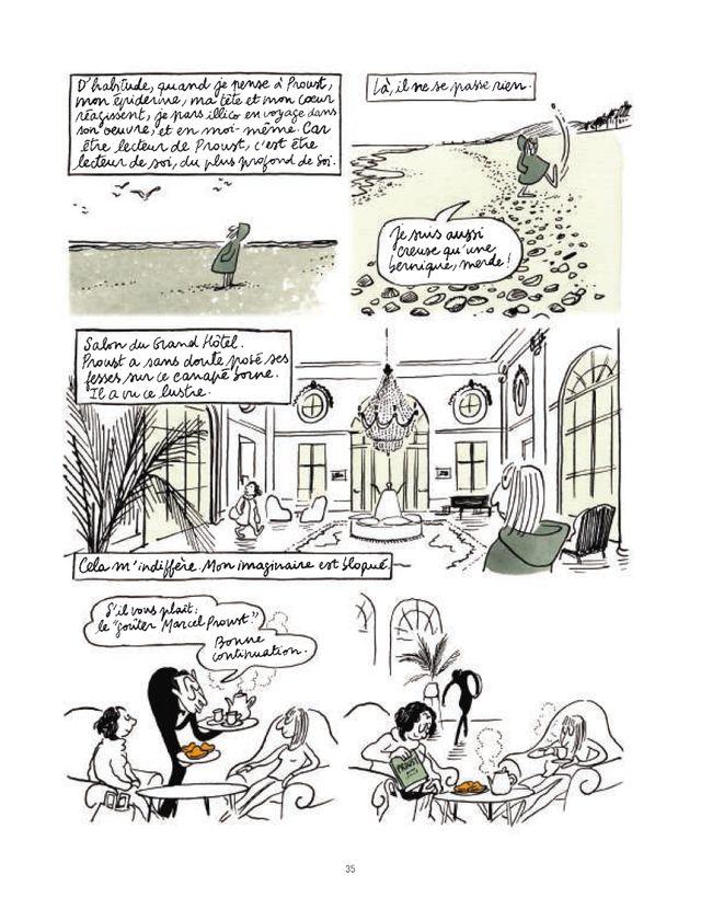 La Légèreté - page 35