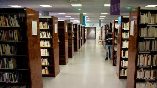 Épisode 5 : Les bibliothèques