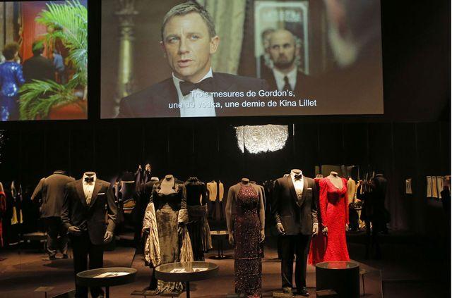 Salle Casino, Exposition James Bond