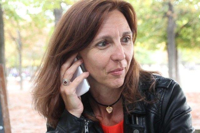 Stephanie Gibaud, lanceuse d'alerte