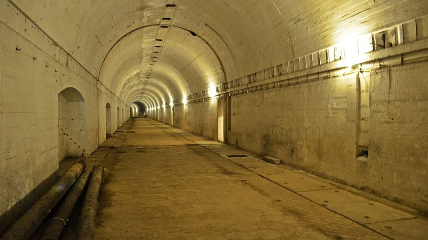 L'intérieur d'un bunker (photo d'illustration)
