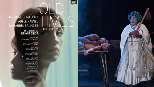 """Old Times"", ""Mies Julie"""