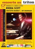 Visuel Flyer Rhoda Scott Triton