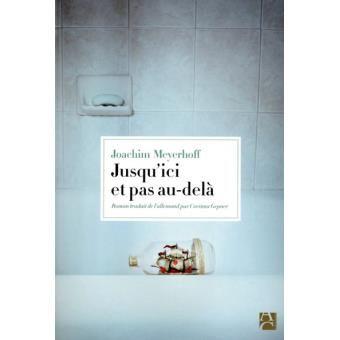 """""""Jusqu'ici et pas au-delà"""" de Joachim Meyerhoff"""