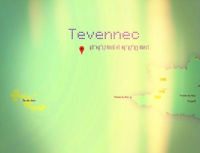 Phare de Tevennec