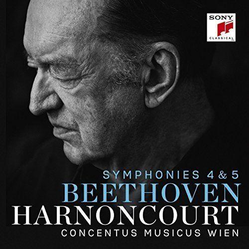 """""""Symphonies 4 & 5"""" de Beethoven par Harnoncourt"""