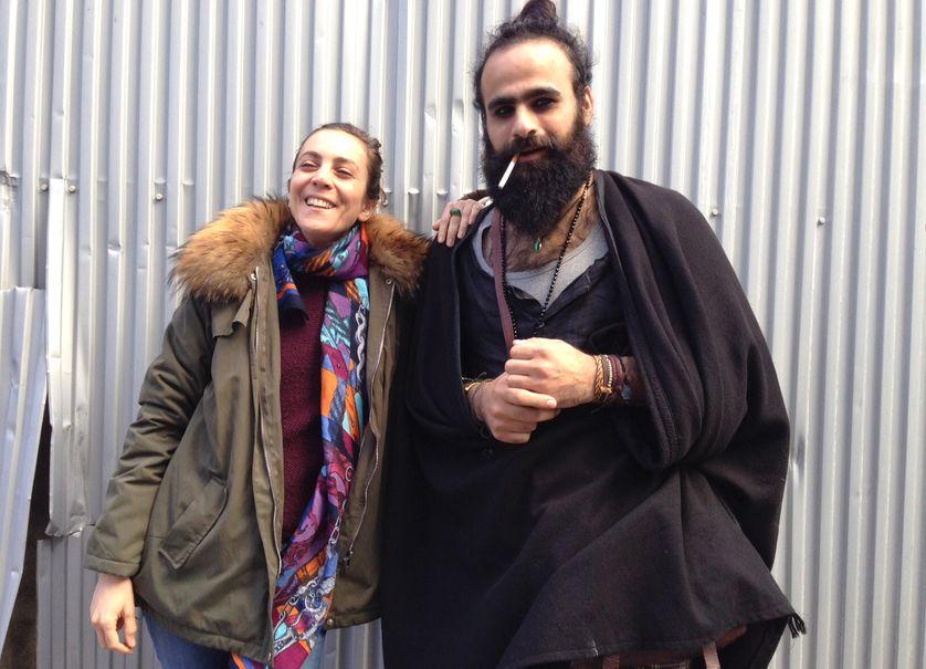 Hind Meddeb & Arab Nasser