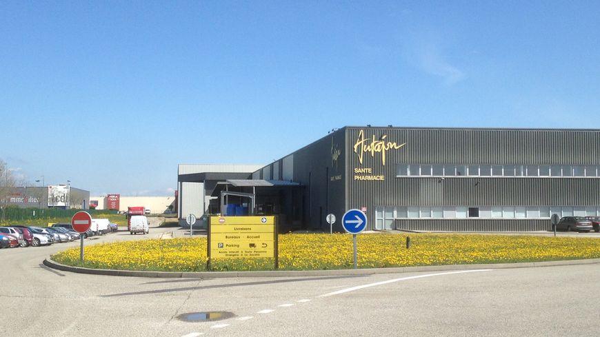 Autajon possède deux sites de production à Montélimar.