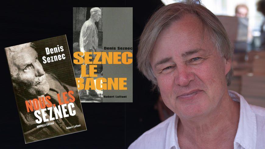 Denis Seznec invité de France Bleu Cotentin