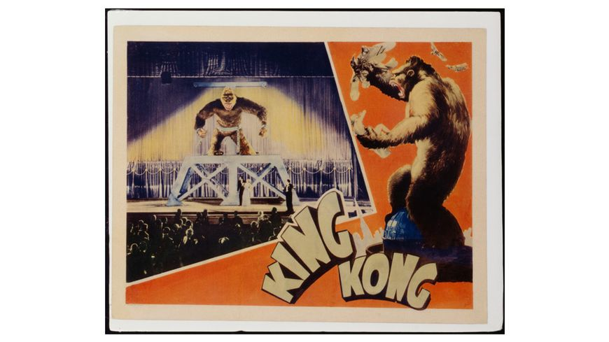 Illustration King Kong © Corbis