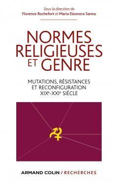 """Couverture """"Normes religieuses et genre"""""""