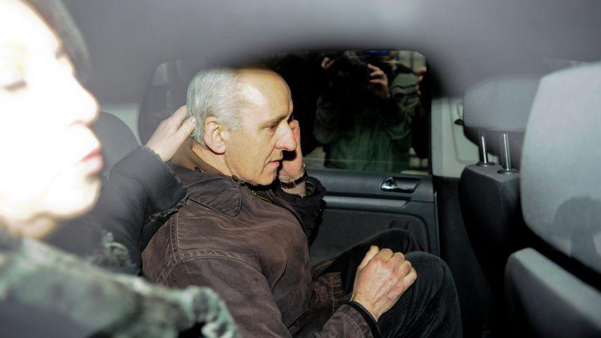 Dany Leprince retourne provisoirement en prison