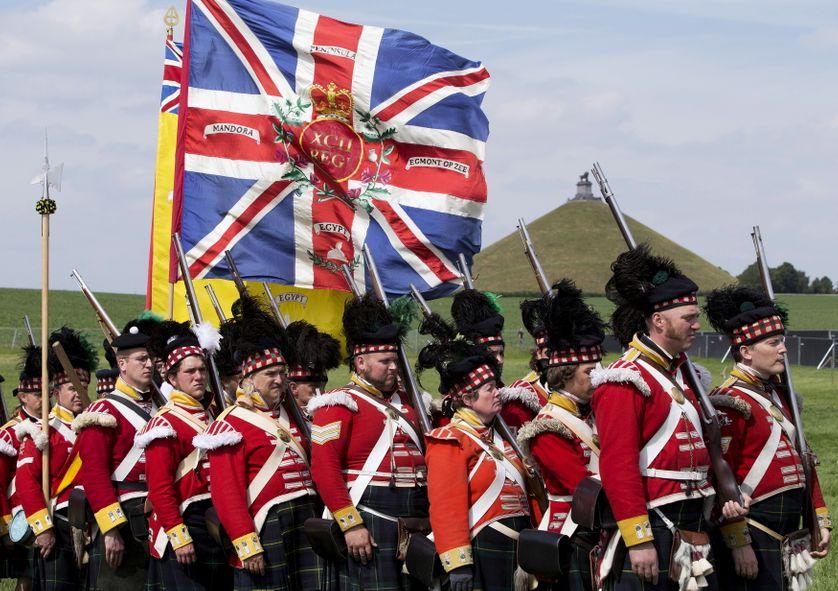 Il y a deux siècles à Waterloo, l'Angleterre fondait l'Europe moderne