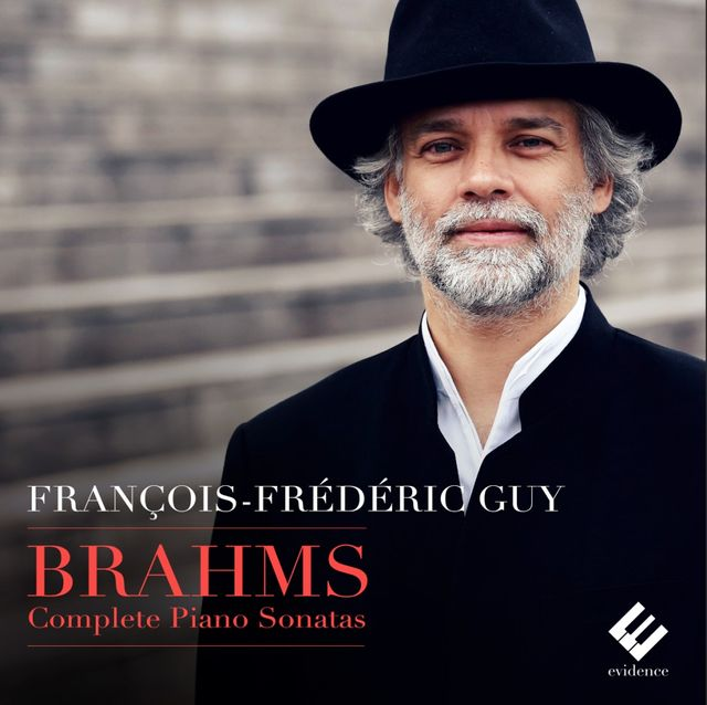 Album Brahms par François-Frédéric Guy