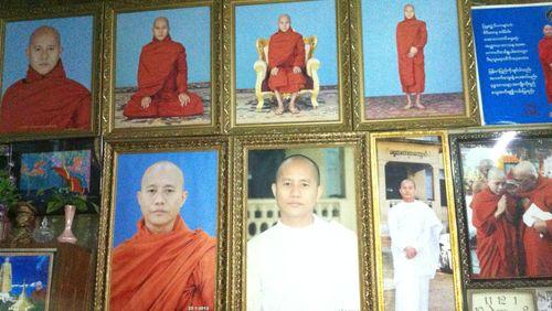 Épisode 4 : Le visage de la terreur bouddhiste (R)