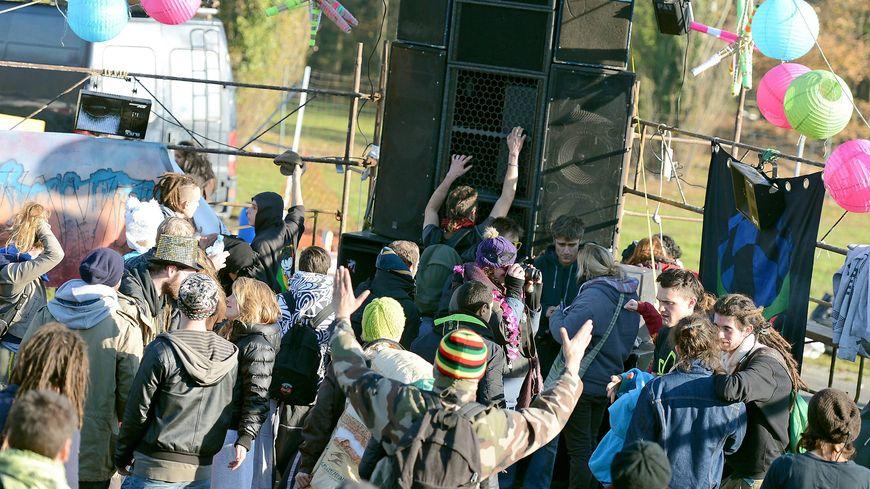 L'événement techno rassemble chaque année des milliers de personnes
