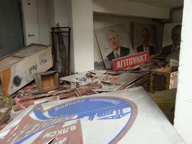 Tchernobyl : Pripiat le Pompeï soviétique