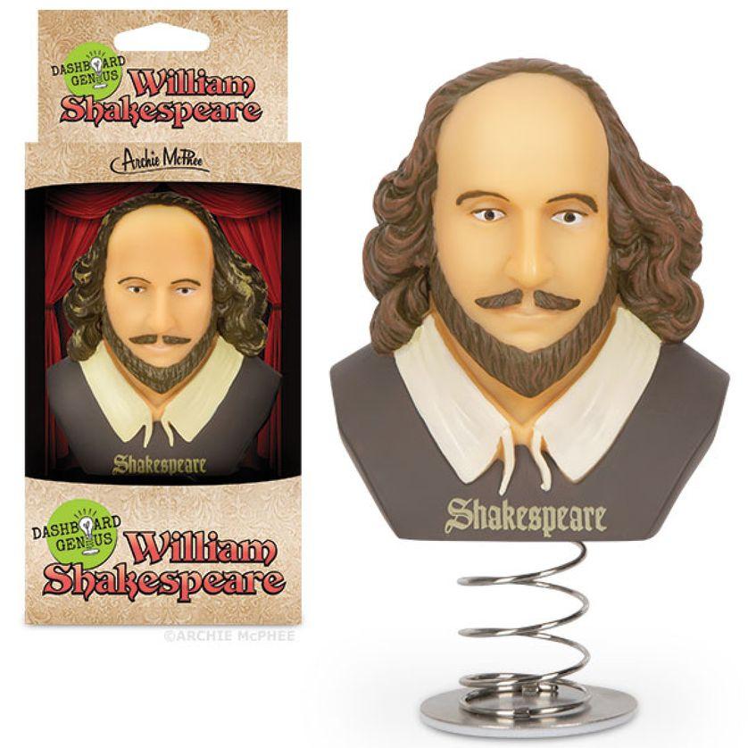 Shakespeare, un génie de bureau