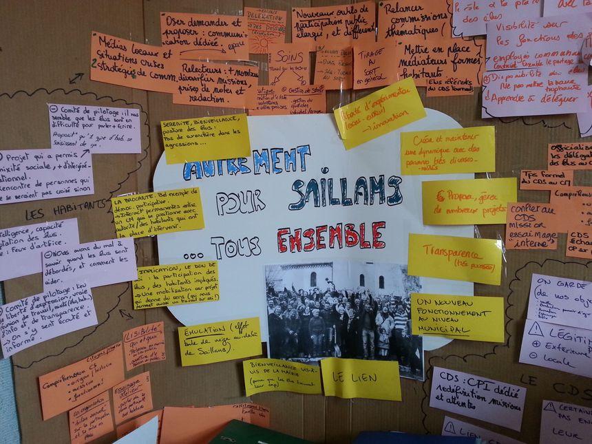 Les citoyens au cœur de la gouvernance à Saillans dans la Drôme